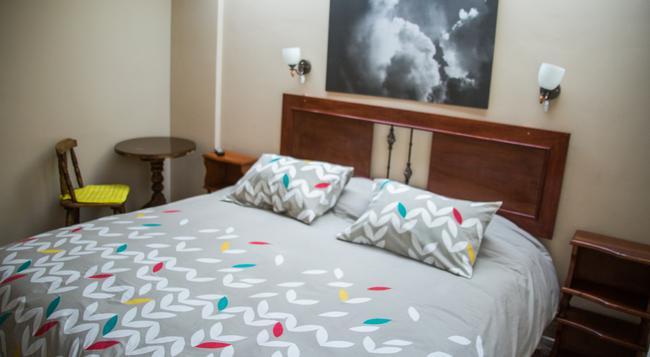 ホテル ラ コリーナ ベッド&ブレックファースト - ラパス - 寝室