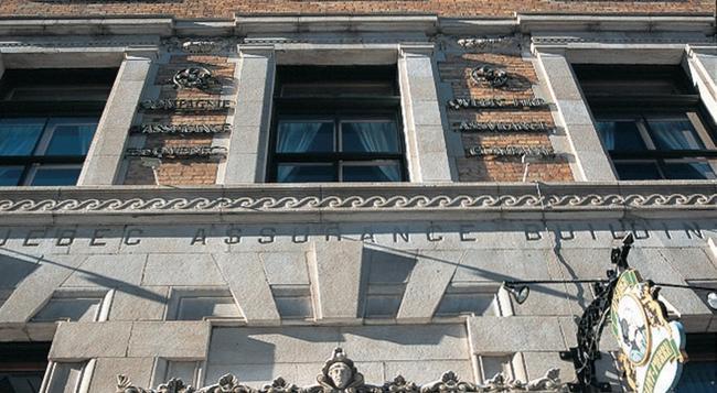 ル サン ピエール - ケベック・シティ - 建物