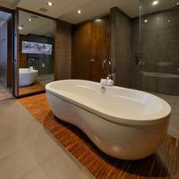ホテル 71 Salle de bain de la Suite Penthouse