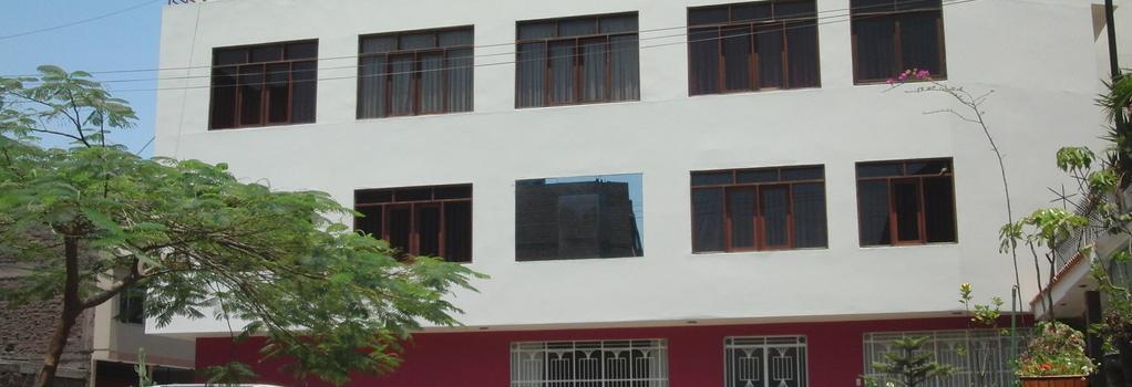 ホスタル ビクター リマ エアポート ホテル - リマ - 建物