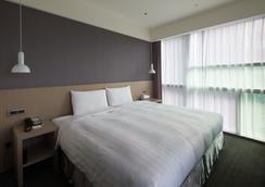 チェイイン ホテル - ドンメン - 台北市 - 寝室