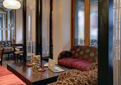 ベスト ウェスタン メトリーズ ホテル メイダ ヴェール - ロンドン - ラウンジ