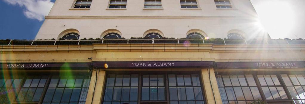 ヨーク & アルバニー - ロンドン - 建物