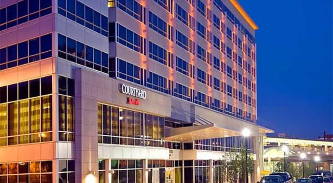 Courtyard by Marriott Washington DC US Capitol - ワシントン - 建物