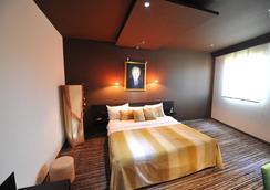 デザイン ホテル Mr.プレジデント - ベオグラード - 寝室