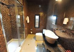 デザイン ホテル Mr.プレジデント - ベオグラード - 浴室