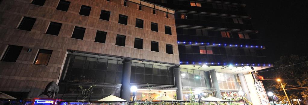 デザイン ホテル Mr.プレジデント - ベオグラード - 建物
