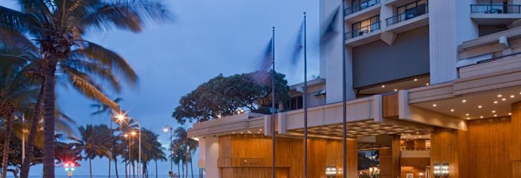 ハイアット リージェンシー ワイキキビーチ リゾート & スパ - ホノルル - 建物