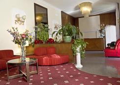 ホテル ブレッド - ローマ - ロビー
