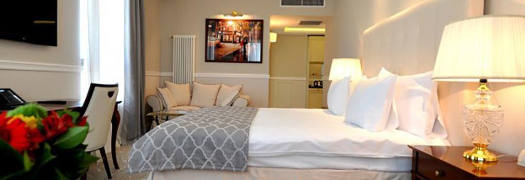 ホテル インターナショナル ヤシ - ヤシ - 寝室