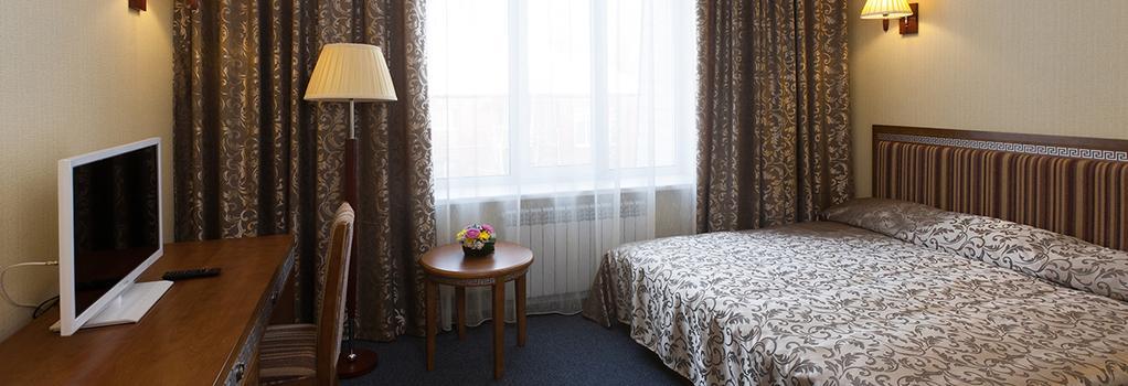 More - Tyumen - 寝室