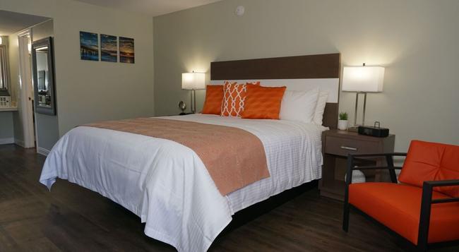 ザ アトウッド ホテル サンディエゴ シーワールド ズー - サンディエゴ - 寝室