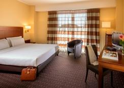 ホテル カパネッレ ローマ - ローマ - 寝室