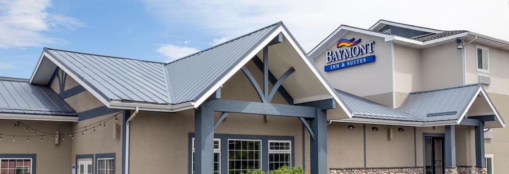 Baymont Inn & Suites Spokane Valley - スポケーン - 建物