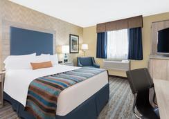 Baymont Inn & Suites Spokane Valley - スポケーン - 寝室
