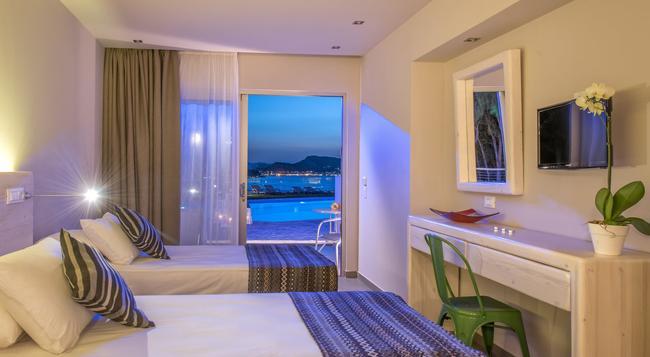 イオニアン ヒル ホテル - ザキントス島 - 寝室