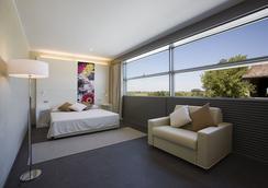 ホテル シティ パルマ - Parma - 寝室