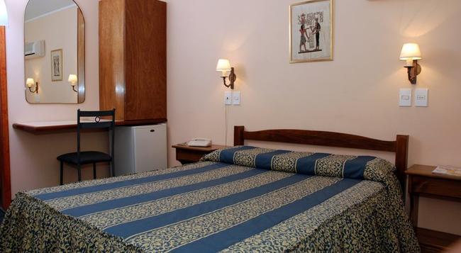 Hotel Sol Colonia - Colonia - 寝室