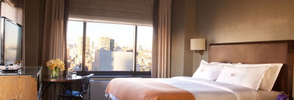 ソーホー グランド ホテル - ニューヨーク - 寝室