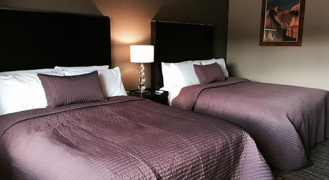 Hotel Del Sol, Boutique Phoenix Airport - フェニックス - 寝室