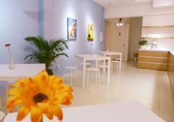 オレンジ ペコー ゲストハウス - クアラルンプール - レストラン