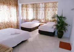 オレンジ ペコー ゲストハウス - クアラルンプール - 寝室