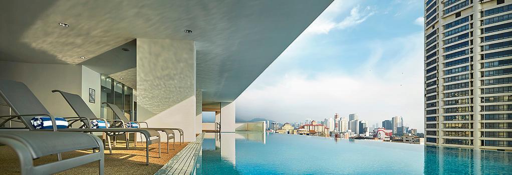 ザ ウェンブリー ア セント ジャイルズ ホテル ペナン - George Town (Penang) - 建物