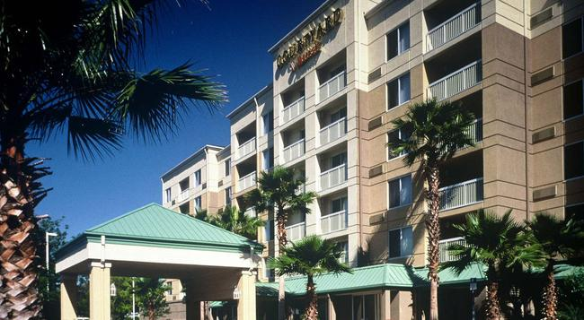 Courtyard by Marriott Orlando Downtown - オーランド - 建物