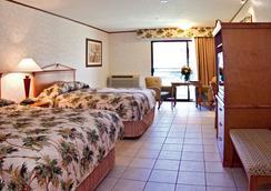 Garden Vista Hotel - Palm Springs - 寝室