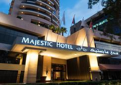 マジェスティック ホテル タワー - ドバイ - 建物