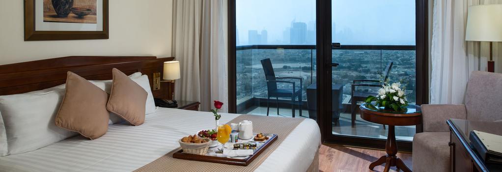 マジェスティック ホテル タワー - ドバイ - 寝室