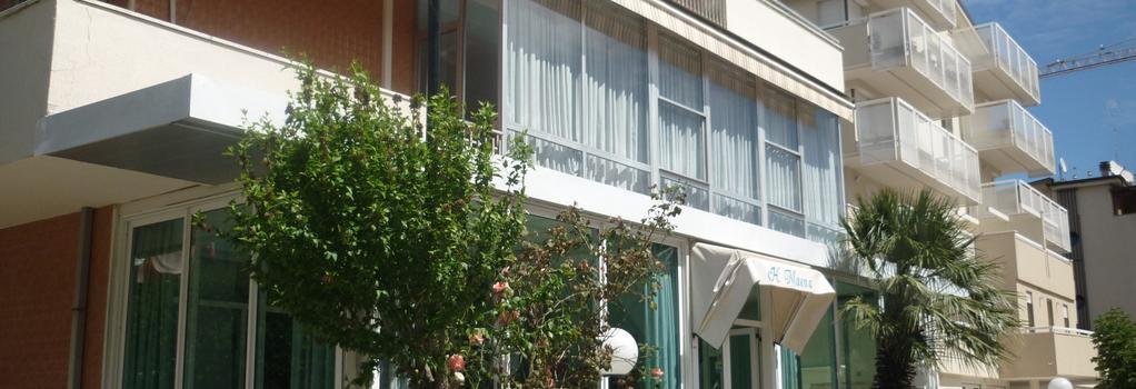 Hotel Maena - リミニ - 建物