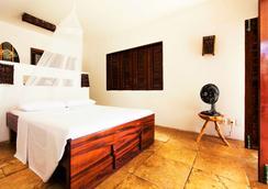 Windtown Beach Hotel - クムブコ - 寝室