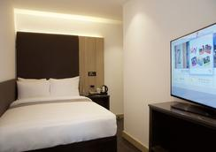 Zホテル ショーディッチ - ロンドン - 寝室