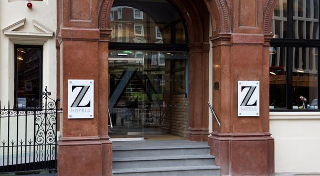 The Z Hotel Shoreditch - ロンドン - 建物