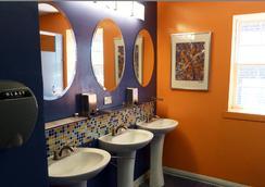 アップル ホステルズ オブ フィラデルフィア - フィラデルフィア - 浴室