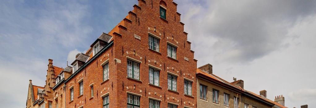 ホテル ジェイコブス ブルッヘ - ブルージュ - 建物