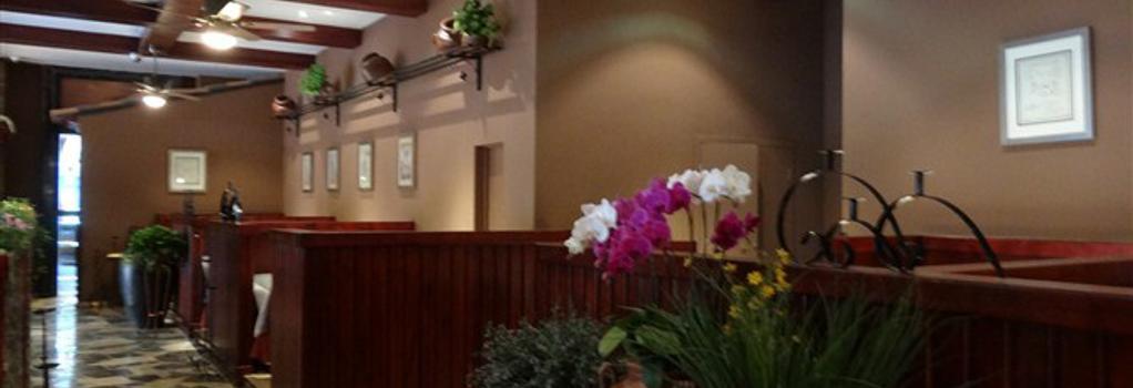 Yinchuan Sheng Shi Garden Hotel - Yinchuan - レストラン