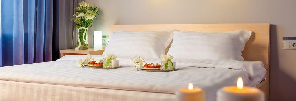 Marins Park Hotel - ニジニ・ノヴゴロド - 寝室