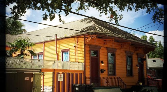 Blue60 Guest House - ニューオーリンズ - 建物