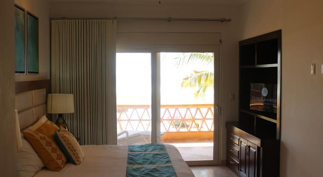 Estrella Del Mar Golf Condos & Beach Resort Mazatlan - マサトラン - 寝室