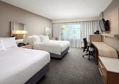 コートヤード ロサンゼルス パサデナ / オールド タウン - パサディナ - 寝室
