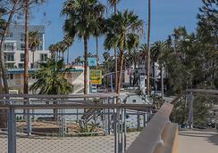 オーシャン ロッジ サンタモニカ ビーチ ホテル - サンタモニカ - 屋外の景色