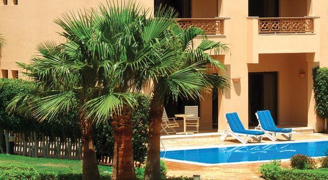 Movenpick Resort Hurghada - フルガダ - プール