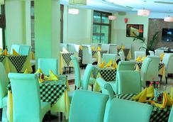 Nomad Palace Hotel - ナイロビ - レストラン
