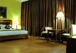 Nomad Palace Hotel - ナイロビ - 寝室