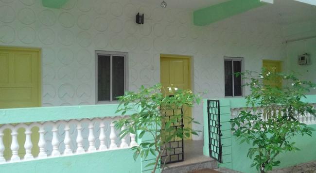 Goa Velha Guesthouse - Canacona - 建物