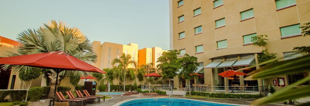 Hotel Lucerna Hermosillo - エルモシージョ - 屋外の景色