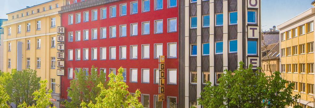 ホテル ケーニヒスホーフ ハウプトバーンホーフ スペリオール - ドルトムント - 建物