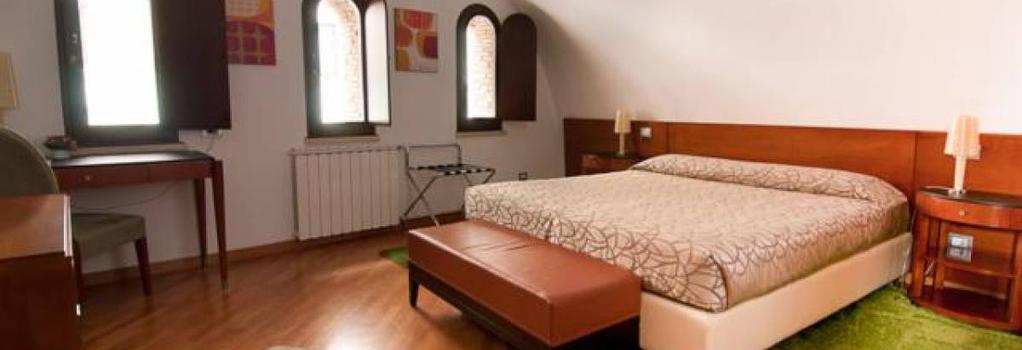 サンピエトロ シックスルーム & スイート - ローマ - 寝室